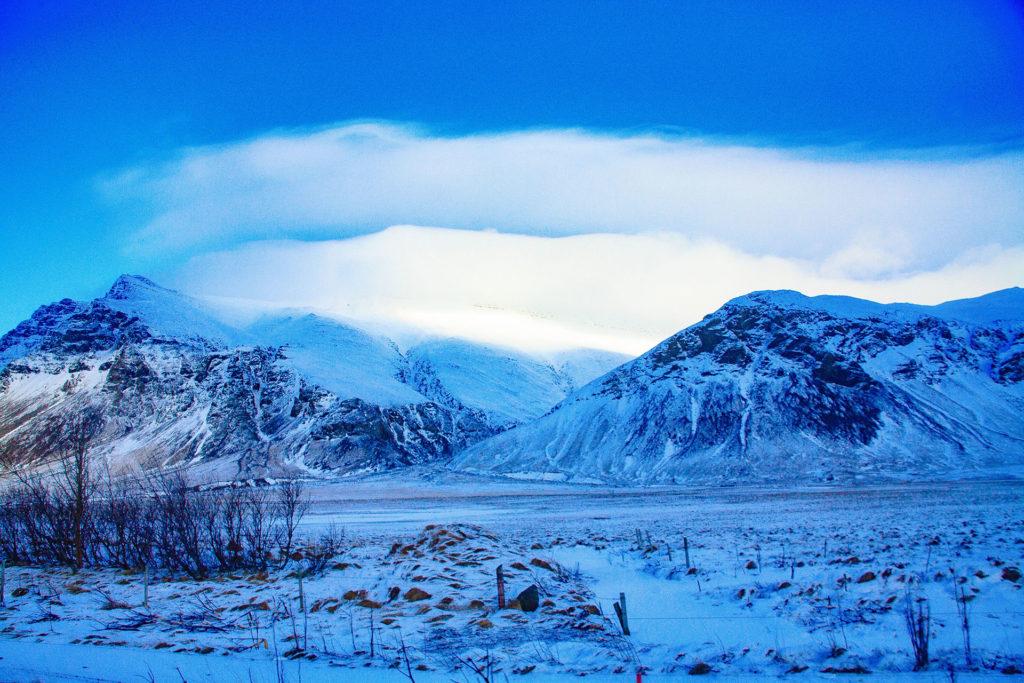 Islandia zimą (fot. Piotr Kopaniszyn)