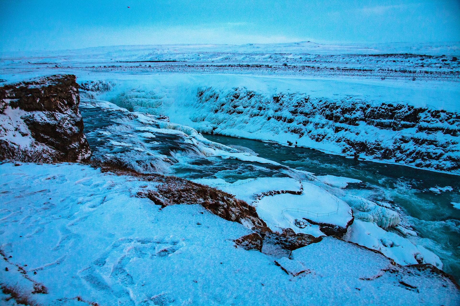 Piotr Kopaniszyn - rzut oka na Islandię