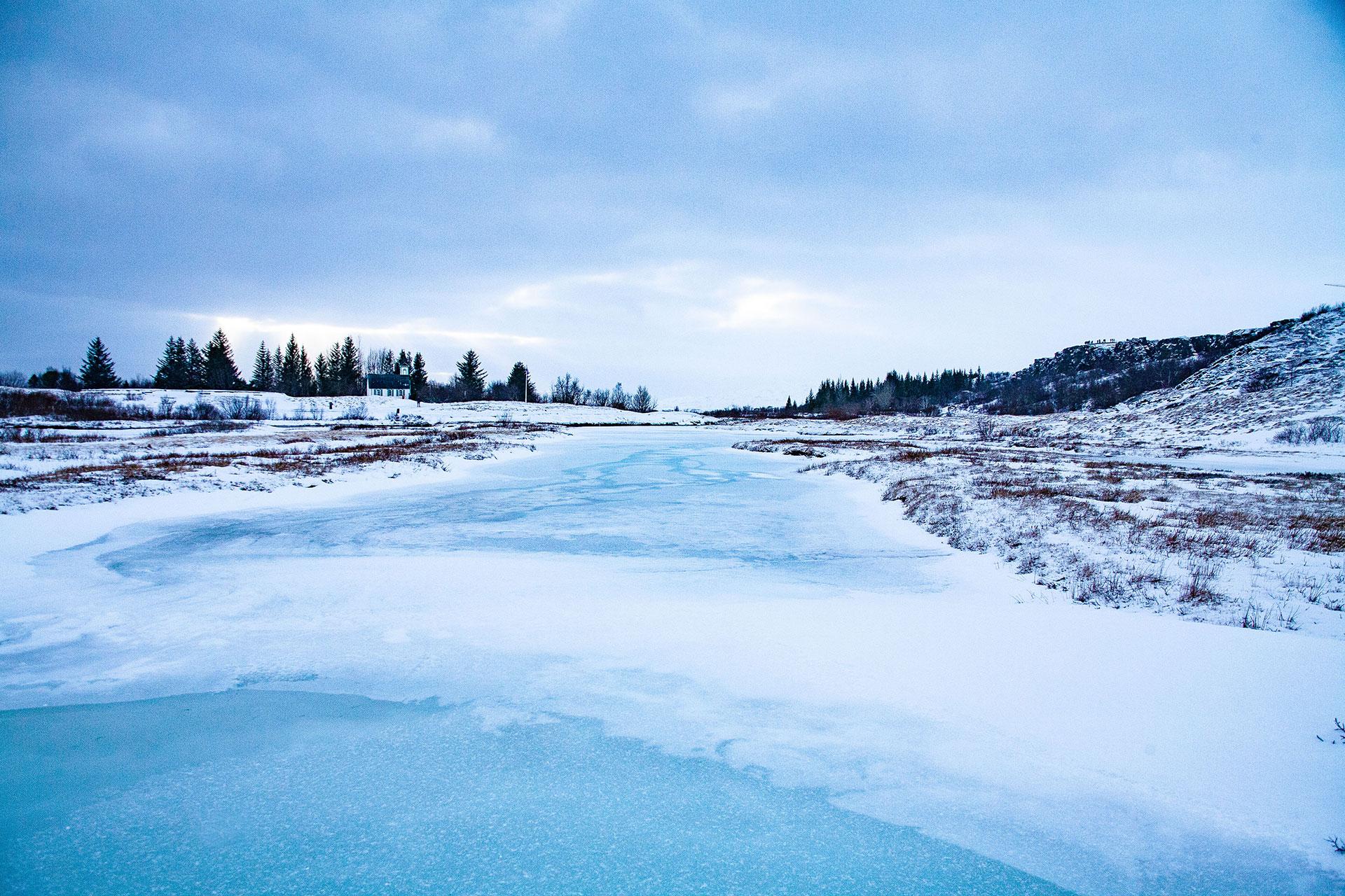 Islandia na fotografiach Piotra Kopaniszyna