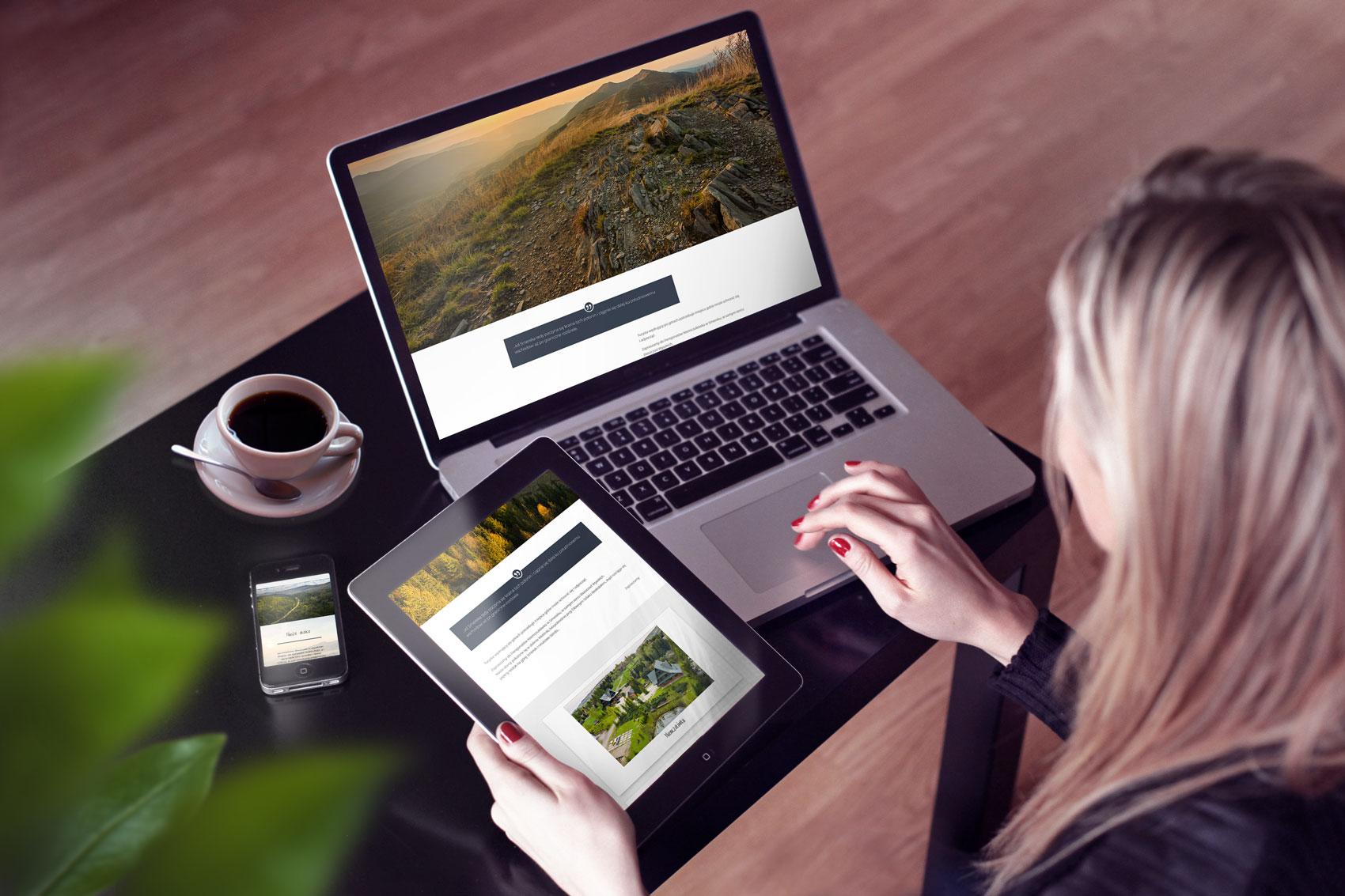Kopaniszyn Piotr |strona WWW dla firmy INVIGILIX